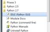 如何在命令行里运行python脚本_命令行运行python脚本