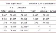 spss中如何用因子分析计算各指标的权重?_spss因子分析指标权重