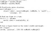 Matlab 提取视频的每一帧图像_Matlab培训