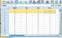 最优尺度回归分析_SPSS统计分析案例