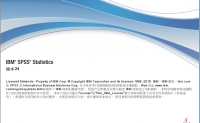 IBM SPSS Statistics 24 Win&Mac&Linux-spss24 for mac破解版