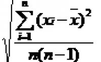 标准差 标准误 偏度系数和峰度系数的作用