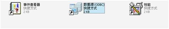SAS连接数据库