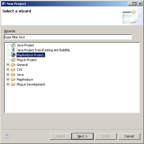 使用IBM的MapReduce Tools for Eclipse插件简化Hadoop开发和部署