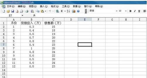 excel做相关性分析教程_excel相关性分析