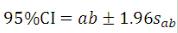 四种中介效应分析对比