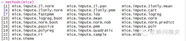 R语言缺失值处理_r语言缺失值处理