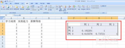 怎么用Excel做相关分析_excel怎么做相关性分析